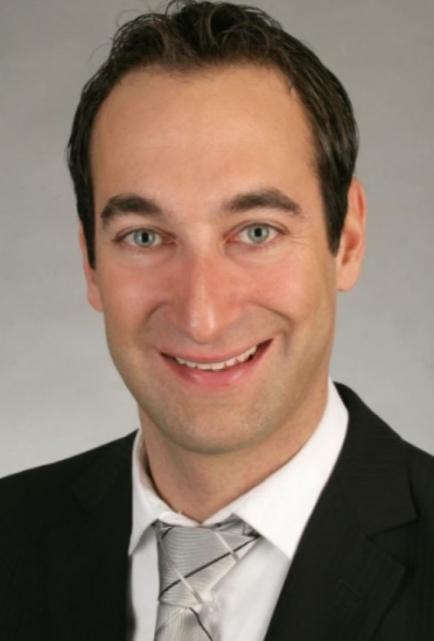 Referent Dr. David Volken; Hydro- und Glaziologe