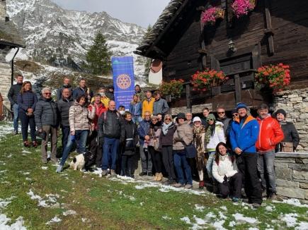 Gruppenbild mit RC Stresa Pallanza